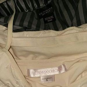 Victoria's Secret Intimates & Sleepwear - VS Pajama bottoms and cami